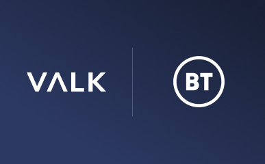 VALK partners with BT